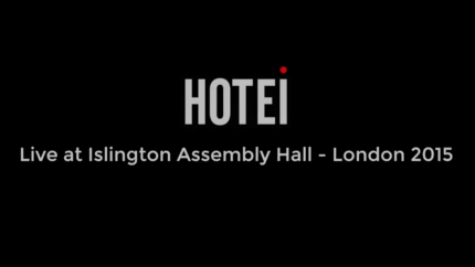 Live at Islington Assembly Hall 2015