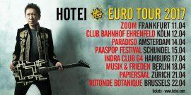 Euro Tour April 2017