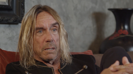 Conversations with Strangers: Iggy Pop and Cookie Crumbles