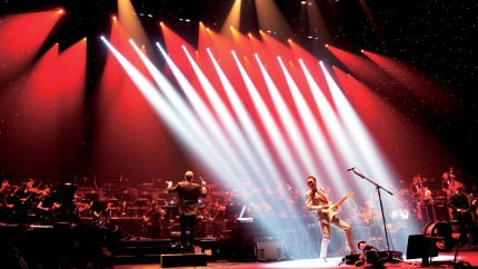 Guitar Symphony medley (live)