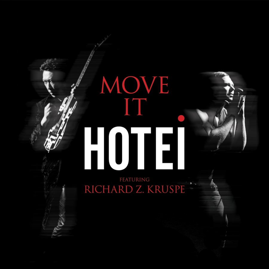 "New single ""Move It"", featuring Richard Z. Kruspe from Emigrate/Rammstein"