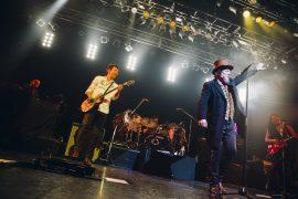 Zucchero's first headline show in Tokyo