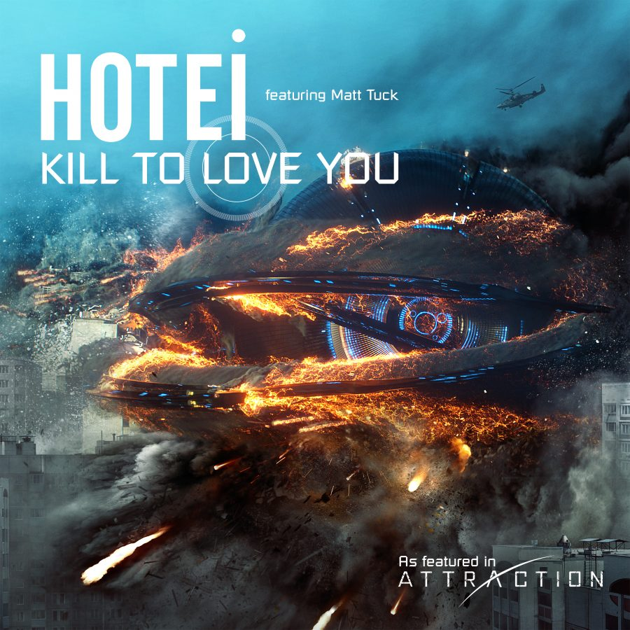 """""""Kill To Love You"""" single released TODAY"""