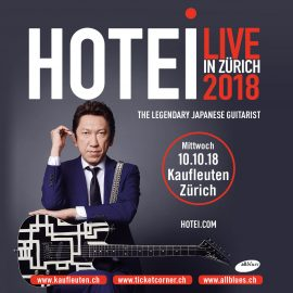 Return to Zurich!