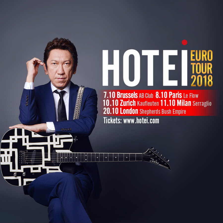 Hotei Euro Tour 2018