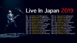 Live in Japan 2019