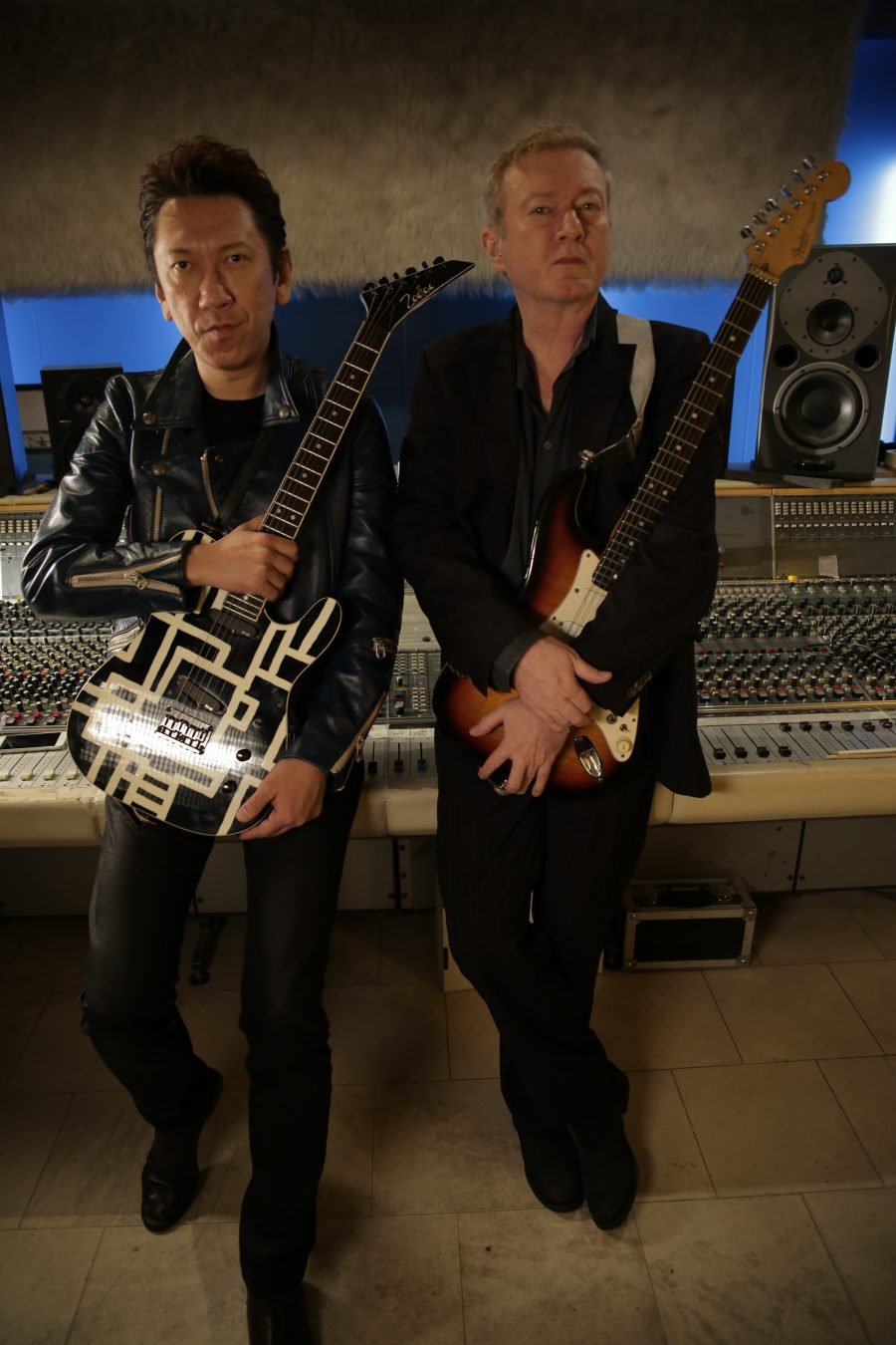 "Hotei contributes a song to all star Andy Gill Tribute Album, ""The Problem of Leisure"