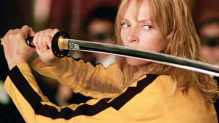 Kill Bill featuring 'Battle Without Honor or Humanity'