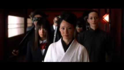 """""""Kill Bill"""" movie - """"Battle without Honour or Humanity"""" ( USA 2003)"""
